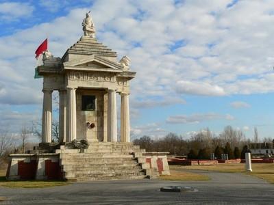 Az Árpád-emlékmű