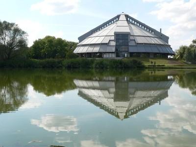 Rotunda: a látogatóközpont