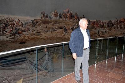 Henryk Lipowitz a körképnél