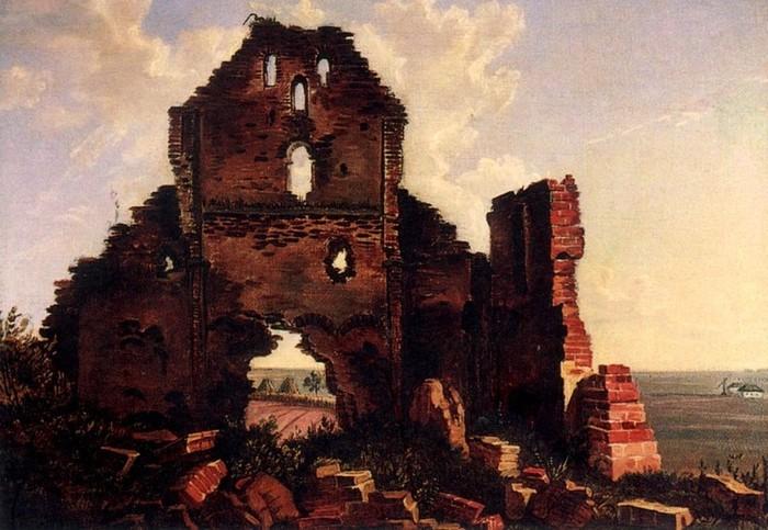 Pallavicini Ede festménye, 1832