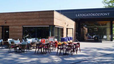 Feszty Galéria Kávézó a Látogatóközpontban