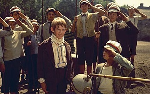 Fotórészlet a Pál utcai fúk című filmből. - Photo detail Pál Street Boys title from a film.