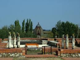 A szeri monostor. - The szeri monastery.